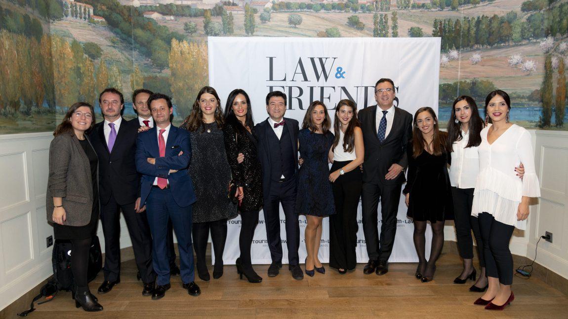 TOURISM & LAW reúne a cien profesionales del turismo en su encuentro LAW & FRIENDS