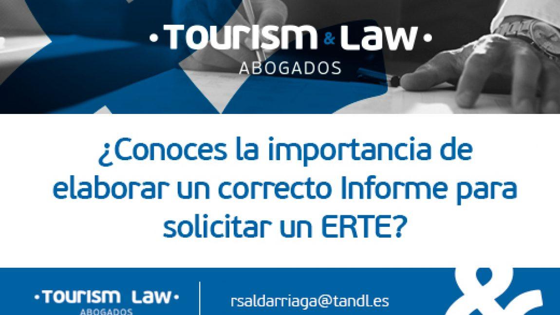 ¿Conoces la importancia de elaborar un correcto Informe para solicitar un ERTE?
